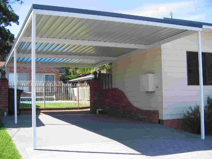 Woodwork carport plans and prices pdf plans for Carport construction costs